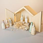 East of India Nativity Set